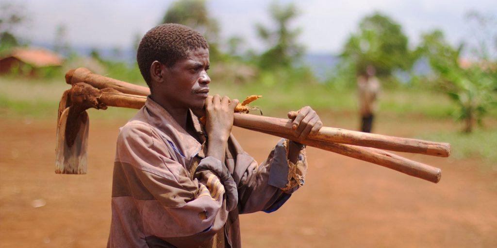 burundi redeeming the land farmer