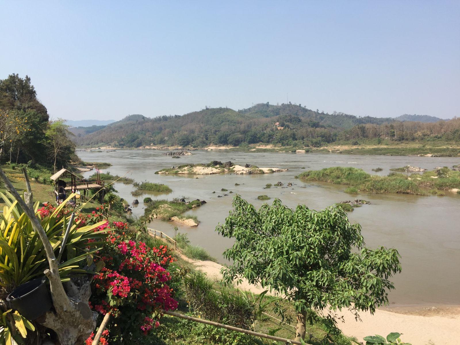 Working in Chiang Rai