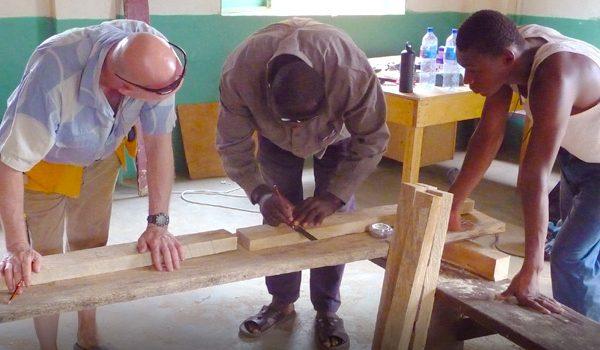ACI carpentry